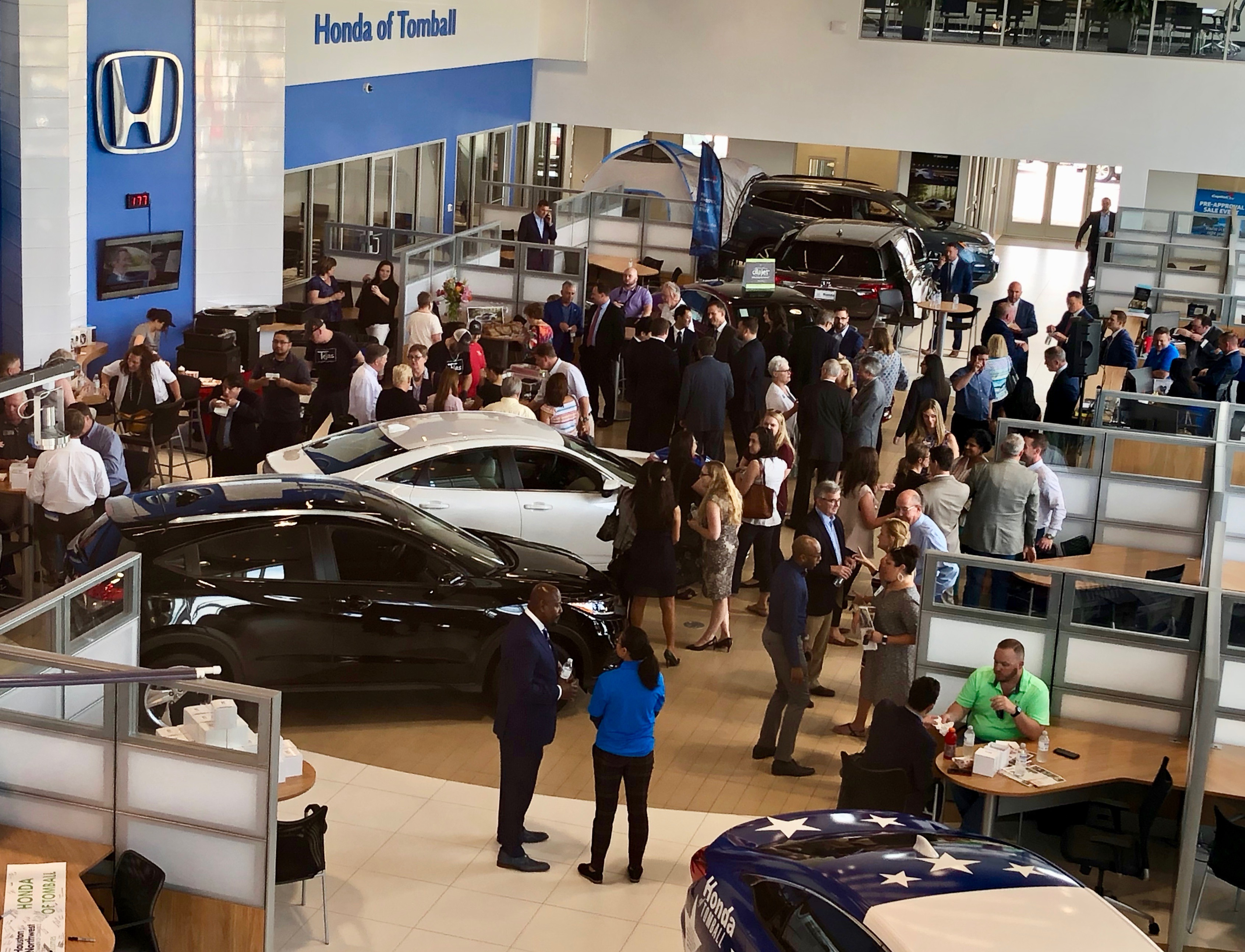 Honda of Tomball Grand Opening – Event