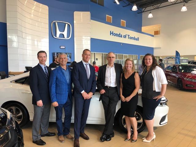 Honda of Tomball Grand Opening – Celebration