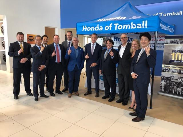 Honda of Tomball Grand Opening – Grand Opening