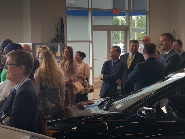 Honda of Tomball Grand Opening – Guests