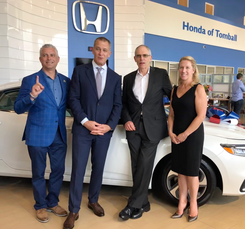 Honda of Tomball Grand Opening