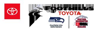 Foothills Toyota Logo