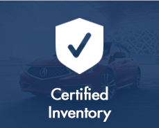 McGrath Acura of Downtown Chicago  Certified Inventory