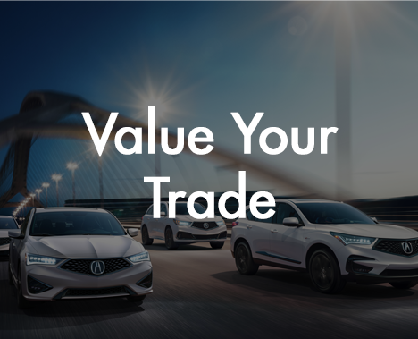 McGrath Acura of Downtown Chicago Value Your Trade
