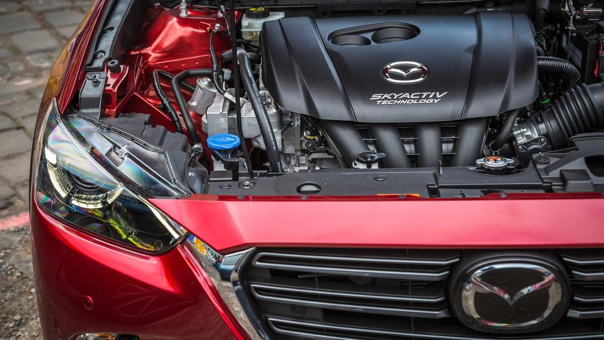 2018 Mazda6 Engine Specs & Performance