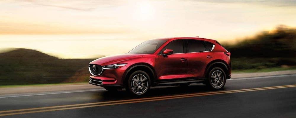 The 2019 Mazda CX-5. Header