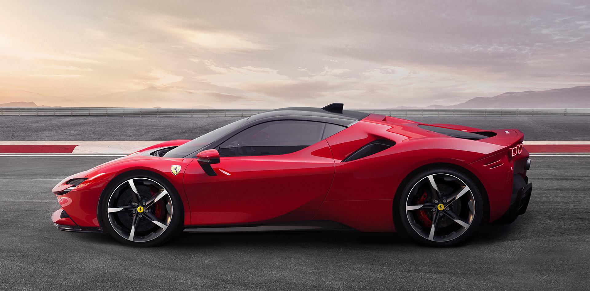 Ferrari Beverly Hills