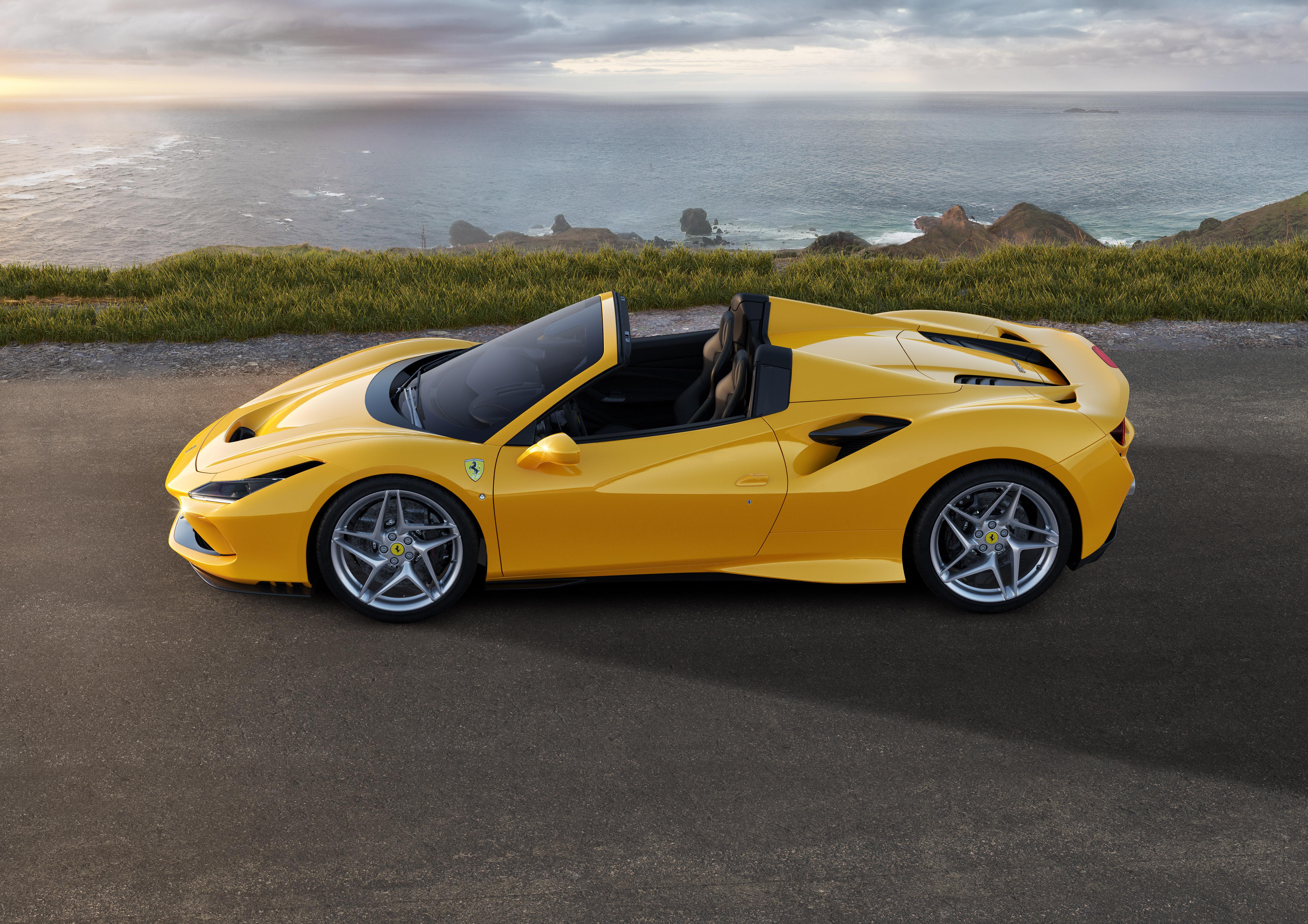 F8 Spider Ferrari South Bay