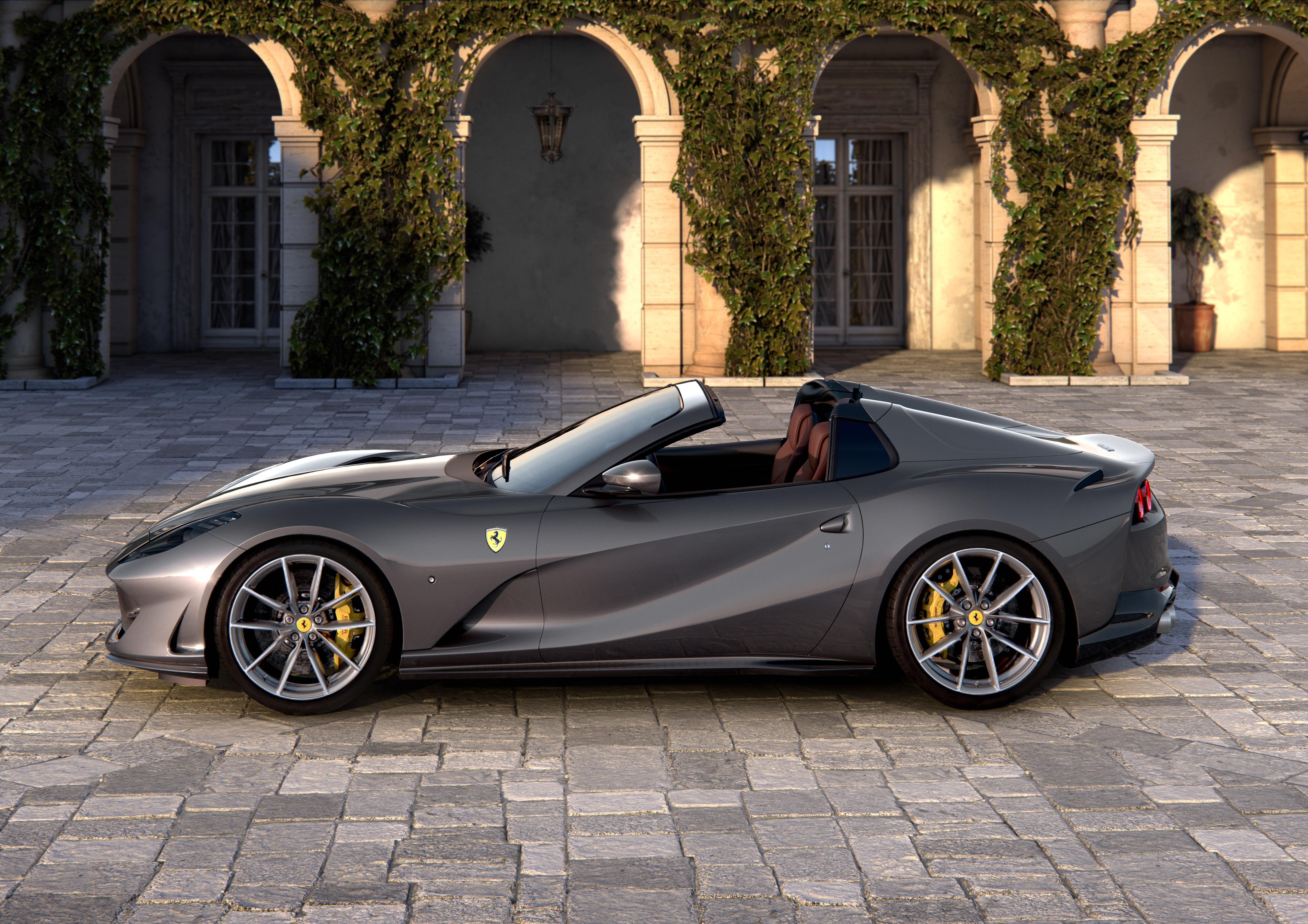 812 Gts Ferrari Beverly Hills