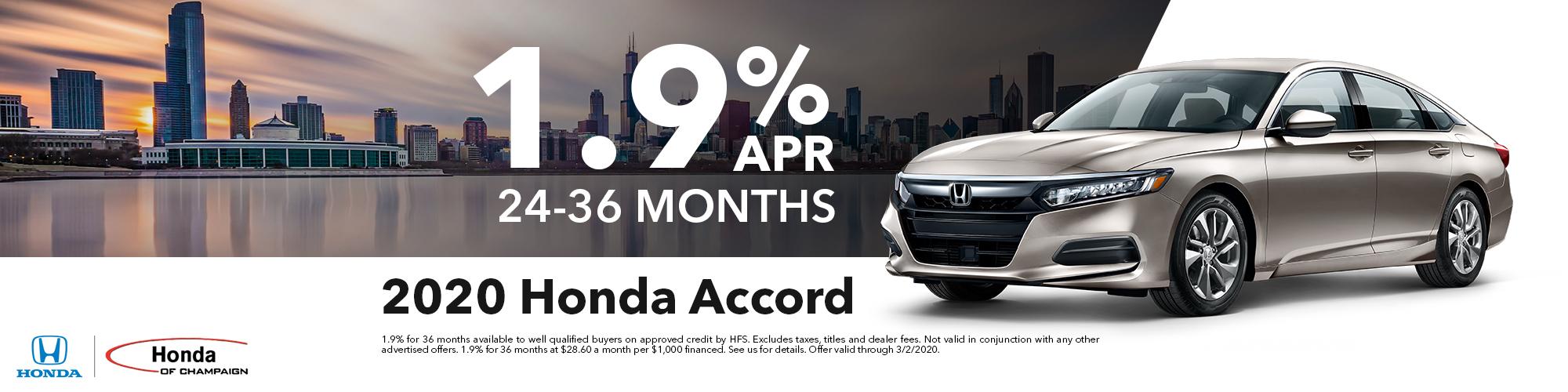 Honda Accord Special