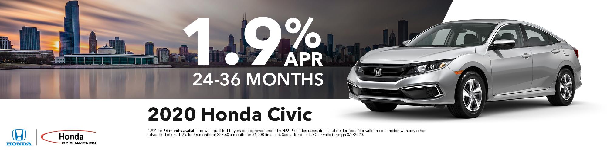 Honda Civic Special