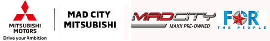 Mad City Mitsubishi Dealer Logo