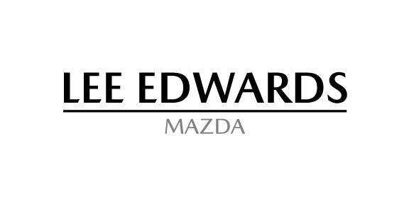 Lee Edwards Mazda Text Logo