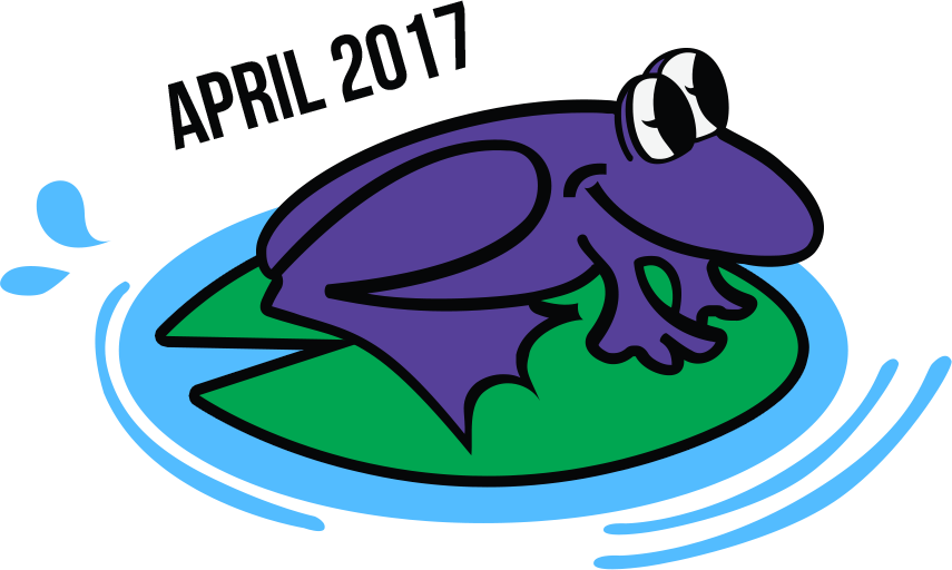 Frog April