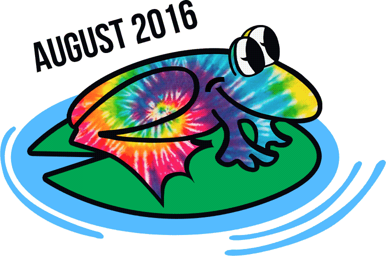 Frog August