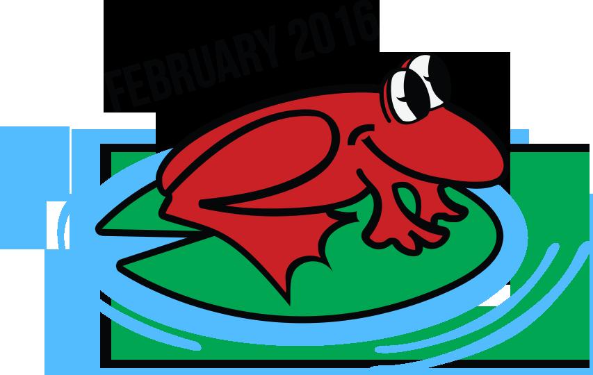 Frog February