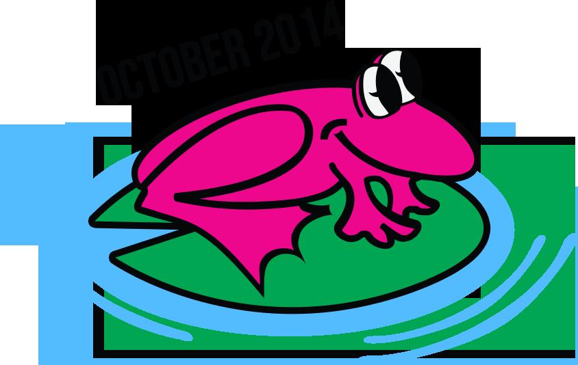 Frog October