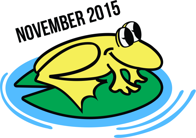 Frog November