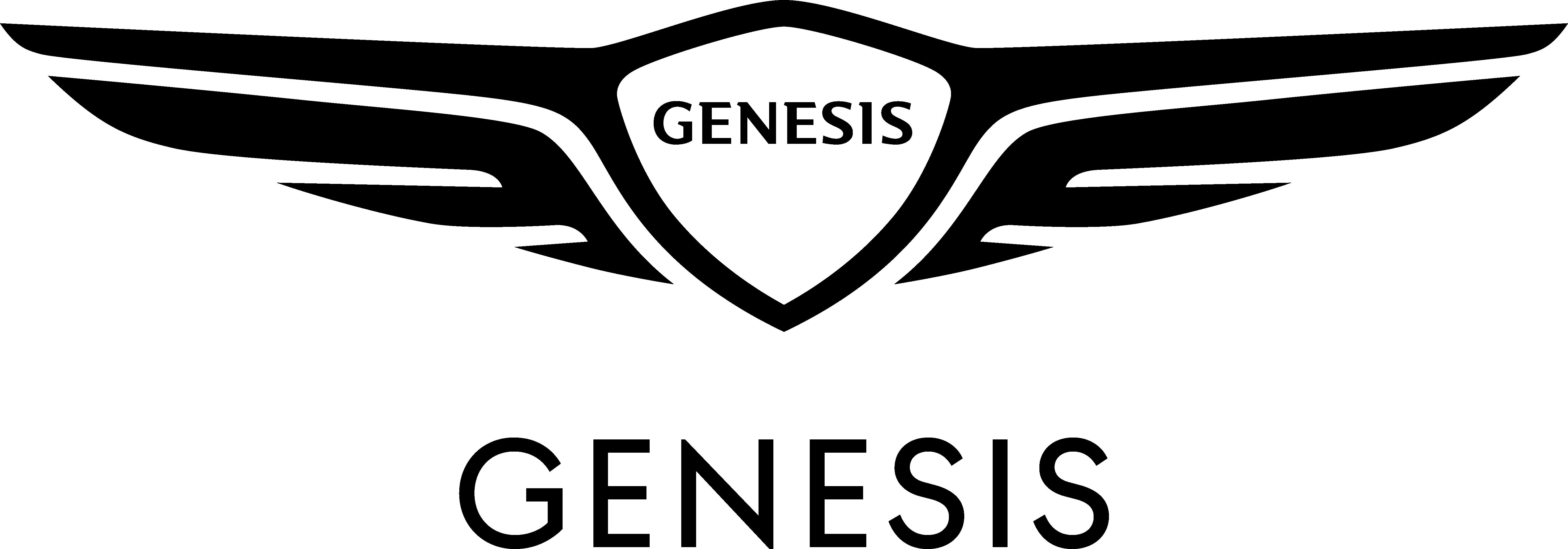 Preston Motor Genesis Logo