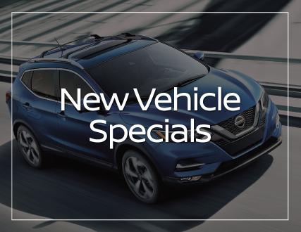 Preston Nissan New Vehicle Specials