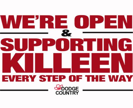 Dodge Country Killeen >> Dodge, Ram & FIAT Dealer, Killeen & Temple TX | Dodge Country