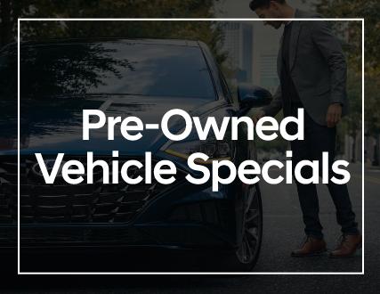 Preston Hyundai Pre-Owned Vehicle Specials