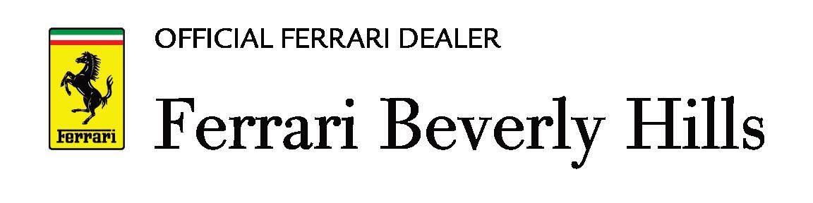 Ferrari Beverly Hills Logo