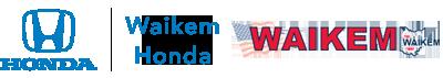 Waikem Honda Logo