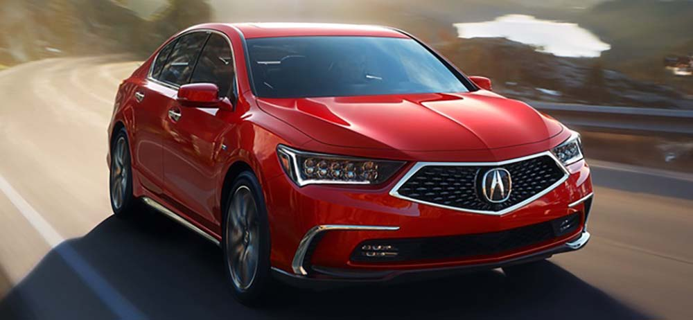 Acura RLX For Sale In Chantilly VA Specs Features - Acura 2018 for sale