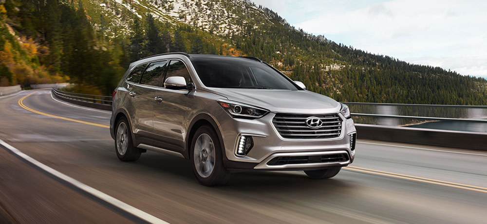 2018 Hyundai Santa Fe in Capitol Heights, MD