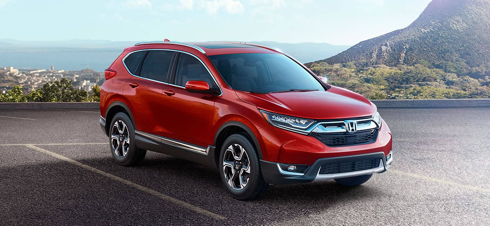 2018 Honda CR-V in Chantilly