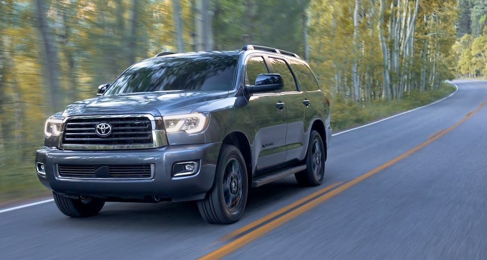 2018 Toyota Sequoia for sale in Morristown