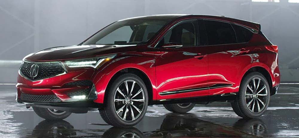 Acura Rdx Dimensions >> Difference Between 2019 Vs 2018 Acura Rdx Specs And Features
