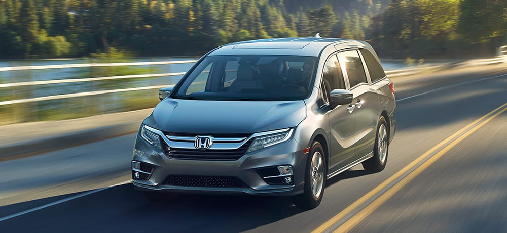 2019 Honda Odyssey For Sale Specs And Features Pohanka Honda In