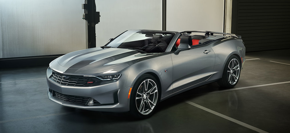 2019 Chevrolet Camaro in Chantilly, VA