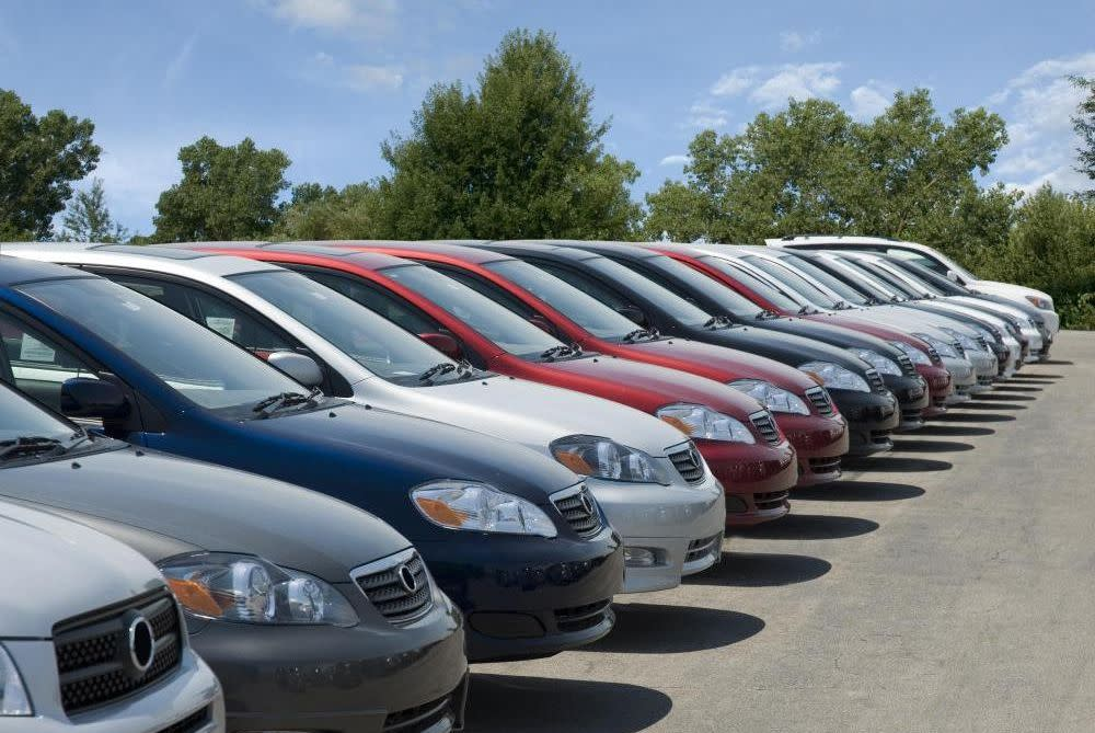 motor vehicles for sale