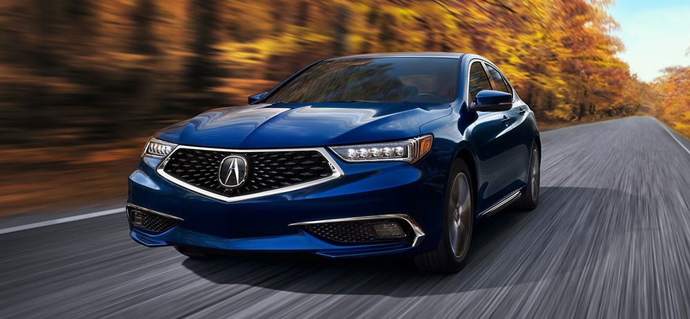 2019 Acura RLX vs 2019 Acura TLX | What's the Difference ...