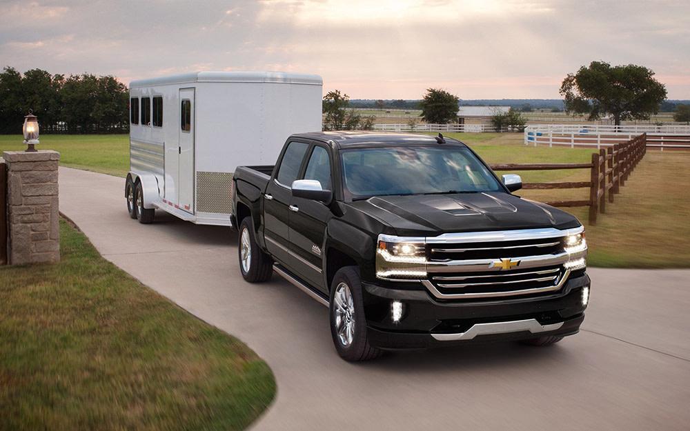 Chevrolet Silverado 1500 Work Truck