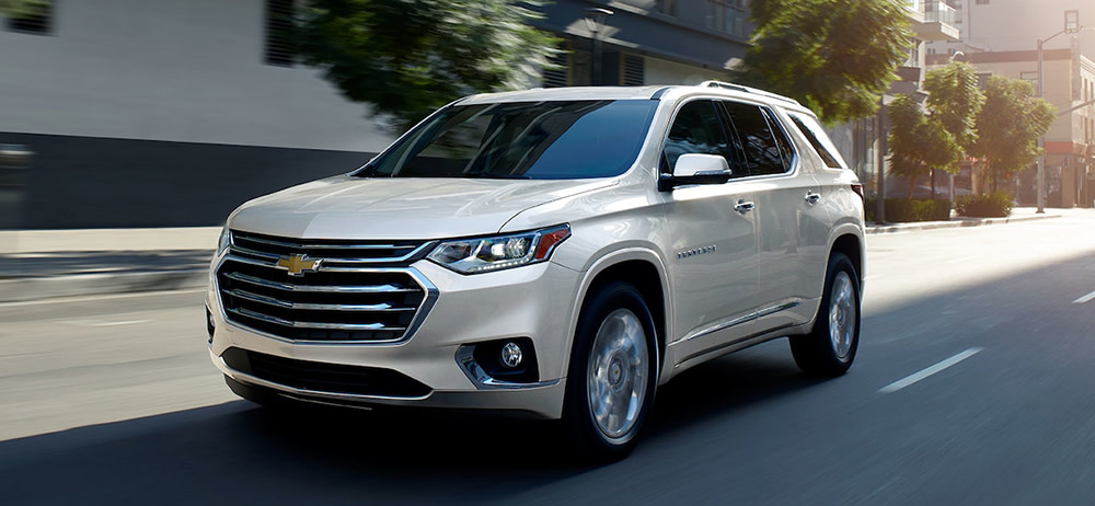 2019 Chevrolet Traverse in Chantilly, VA