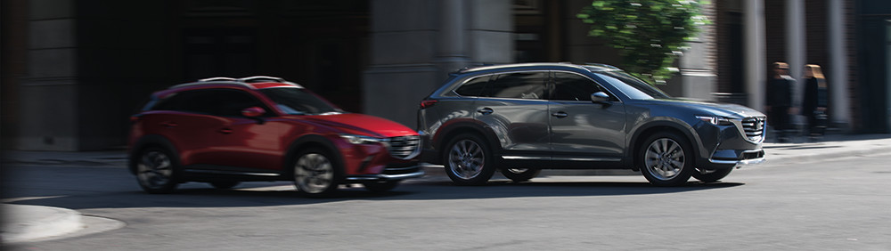 2019 CX-3/CX-5/CX-9 FIRST LEASE PAYMENT ON US at Culver City Mazda