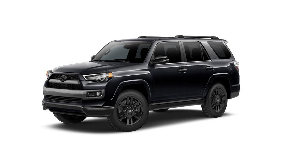Toyota 4Runner Black