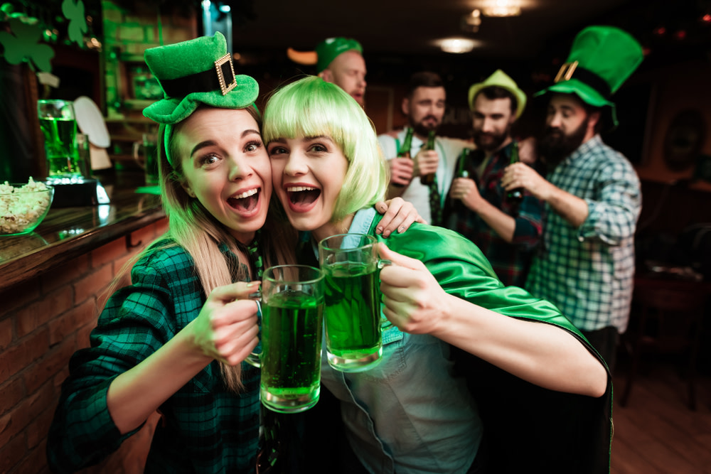 Irish Pubs to Celebrate St. Patrick's Day