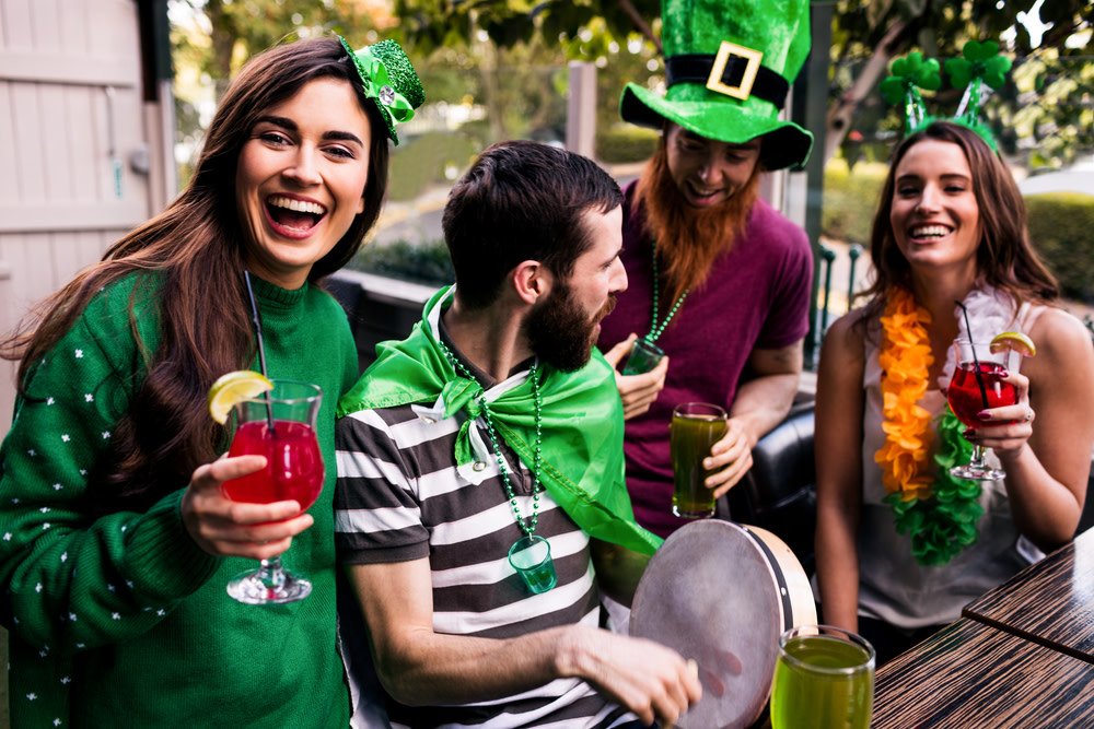 Irish Pubs for St. Patrick's Day near Des Moines IA