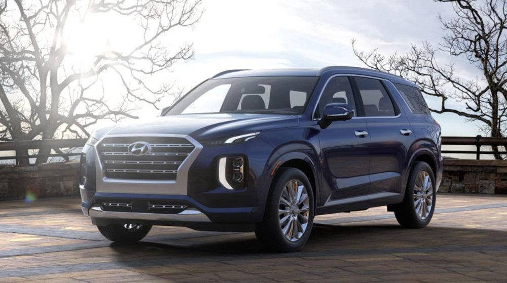 2020 Hyundai Palisade in Fredericksburg