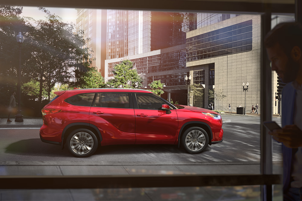 Comparison of the 2020 Toyota Highlander vs. the 2020 Honda Pilot at Tri County Toyota of Royersford | The Profile of the 2020 Toyota Highlander Hybrid
