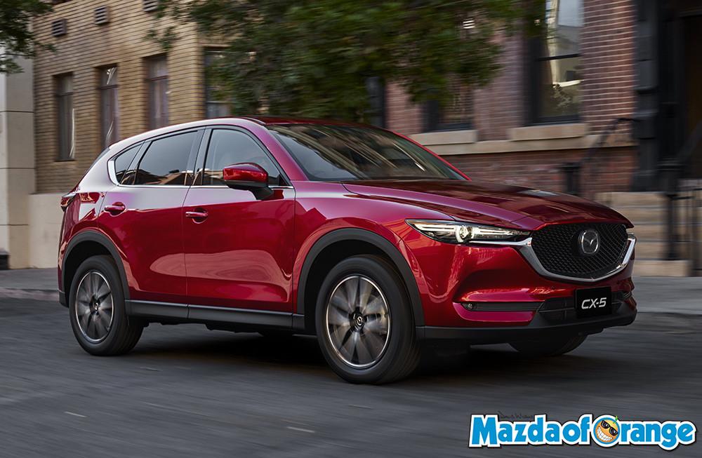 Marvelous 2017 Mazda CX 5 Orange County