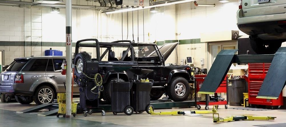 Winter Auto Service Appointments near Ann Arbor, MI