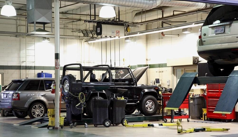Visit Our Auto Body Shop!