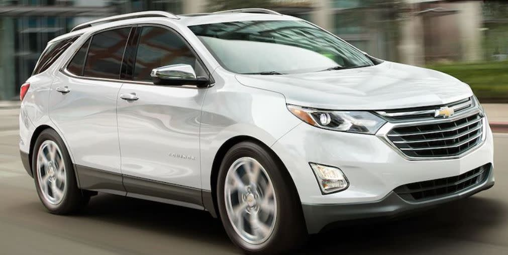 2019 Chevrolet Equinox Leasing in Chicago, IL