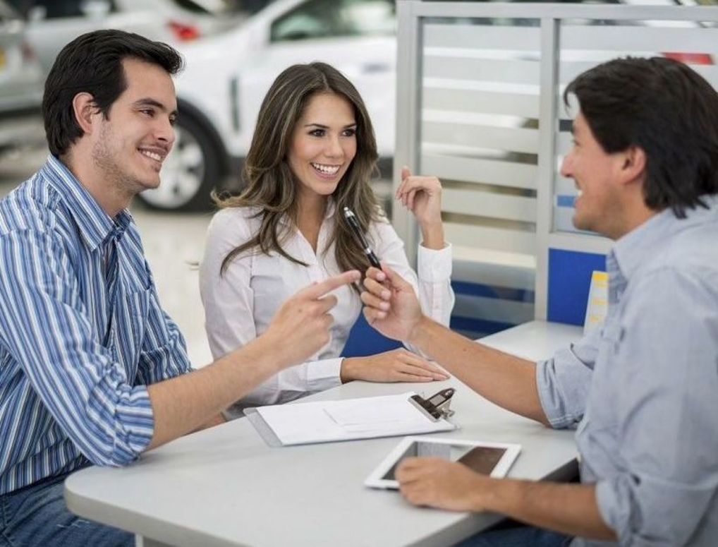 Complete the Paperwork at Pohanka Chevrolet!
